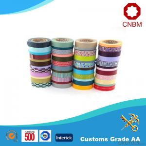 Washi Tape 15mm*10m Hot Sales Popular Design