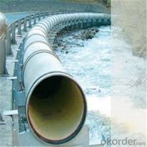 Fiberglass Reinforced Plastic Pipe FRP/GRP Pipe CECS129 Water Pipe