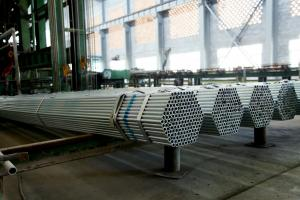 Galvanized pipe ASTM A53 100g/200g hot dipped / pre galvanized pipe