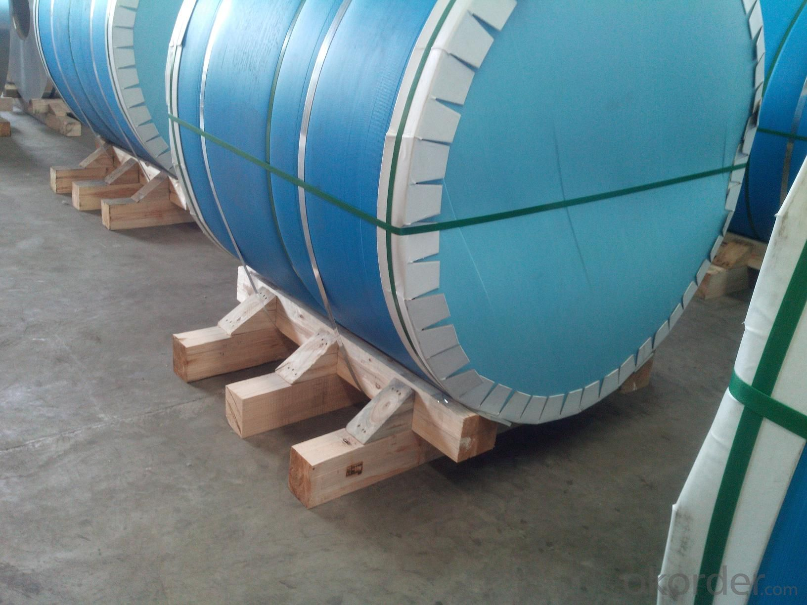Mill Finished Aluminium Coils Hot Rolled AA1100