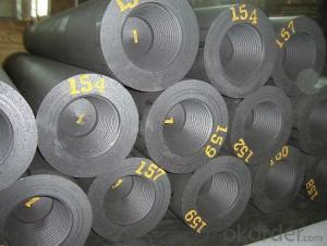 RP,HP,UHP Carbon Graphite Electrode for EAF