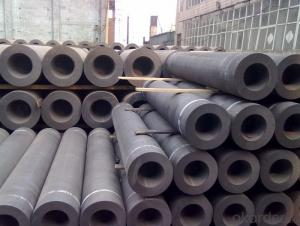 Graphite Electrode with Nipple Price -Hp-D.300mm-L.1800mm - S