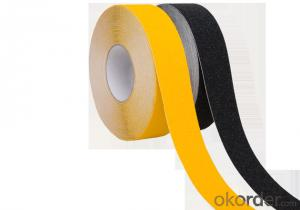 Anti-Slip Tape Water Proof Floor Tape Black and Yellow