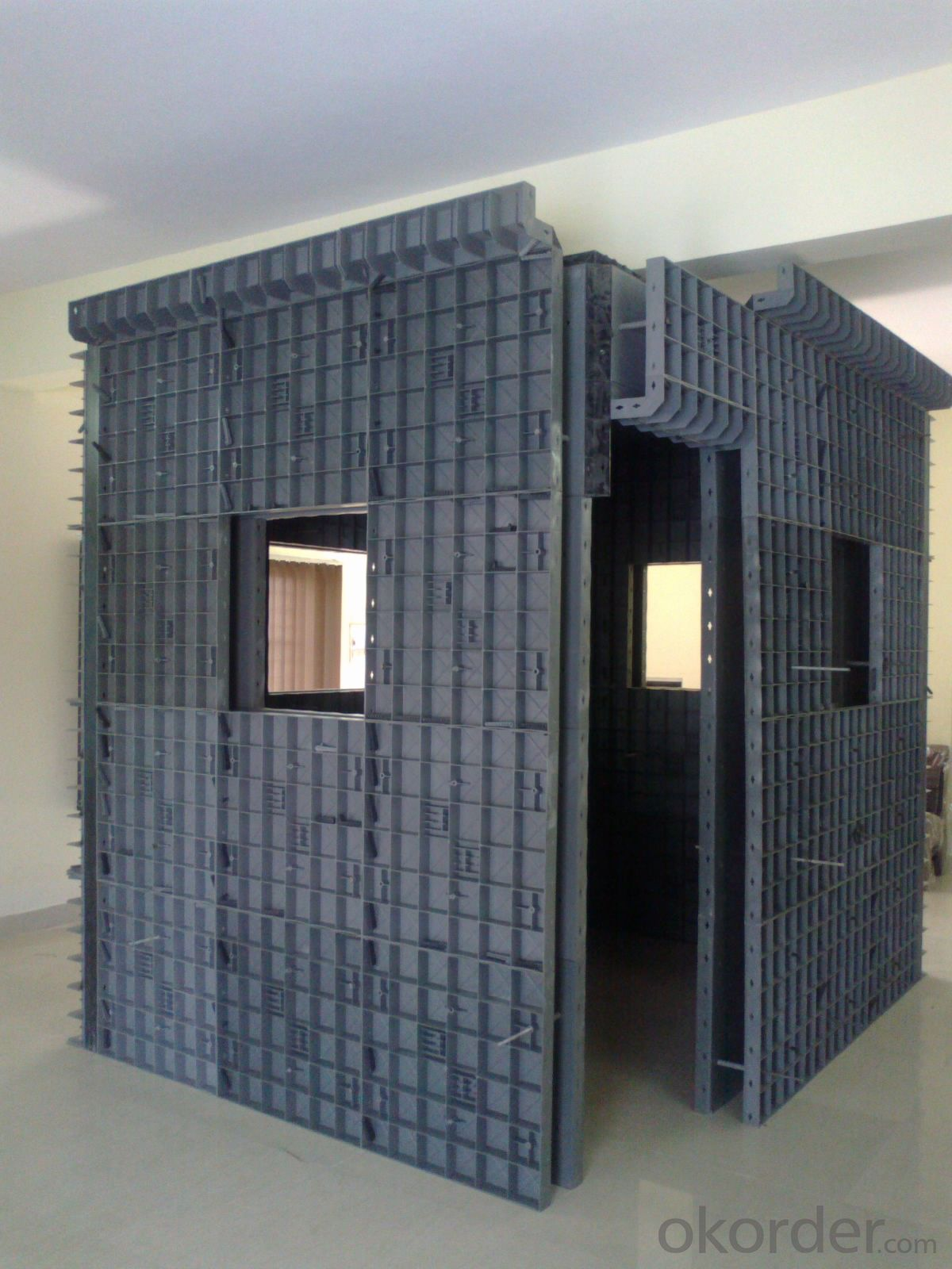 Buy plastic formwork system new design formwork system for Decor systems