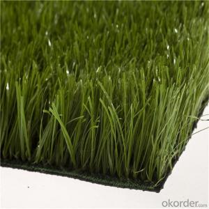 PE Monofilament Soccer Artificial Grass For Sports / Synthetic Turf 40mm
