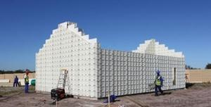 Plastic Formwork Concrete Formwork European with Low Price