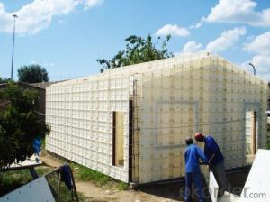 Plastic Formwork Concrete Formwork Circular Column Scaffolding Models Made In China