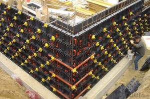 Plastic Formwork Concrete Formwork Scaffolding Types and Names Scaffolding Company CNBM