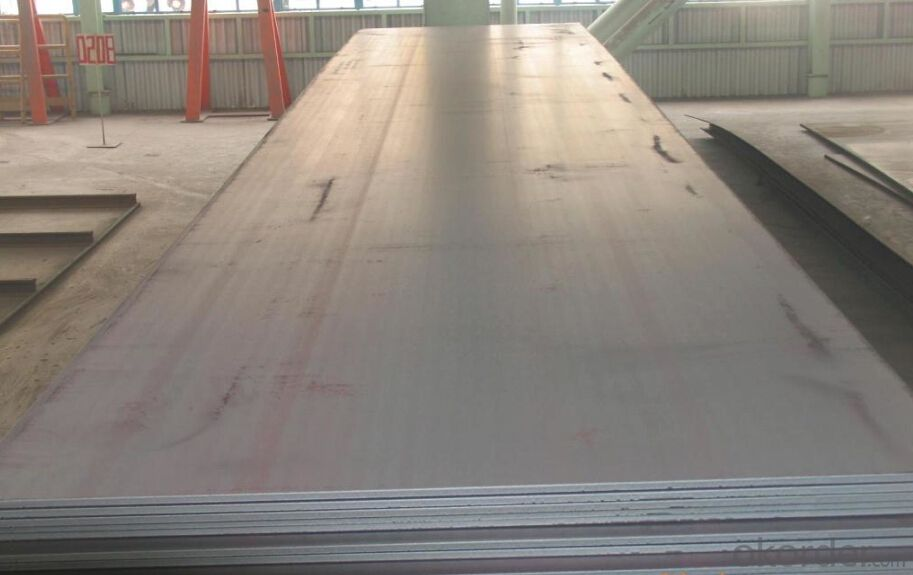 Hot Rolled Steel Sheet_Plate Weight with High Quality