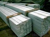 Imagen de la pletina de acero laminado en caliente de grado ASTM A36_S235JR_SS400