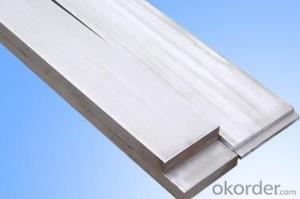 Grade 309_316_316L Stainless Steel Flat Bar with High Quality
