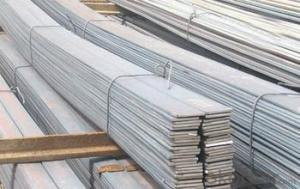 Hot Rolled Grade JIS S355JR Steel Flat Bar Sizes