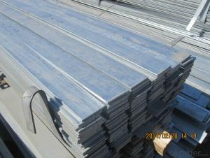 Grade 321 Stainless Steel Flat Bar with High Quality