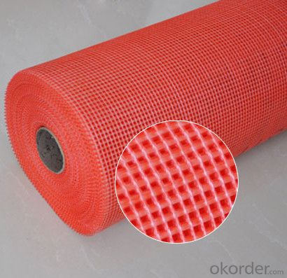 Fiberglass Mesh with Excellent Property of Alkali-Resisgtance