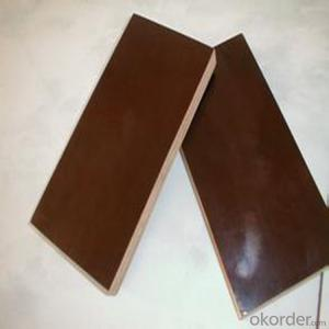 18mm Black/Brown Film Faced Plywood for Concrete Shuttering