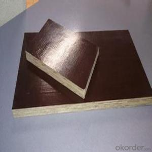 Film Faced Plywood for Middle East Market with Cheap Price from China Plywood Factory