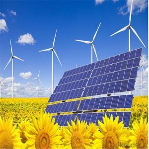 High Effect Ice-005 1 Watt Solar Panel Solar Panel