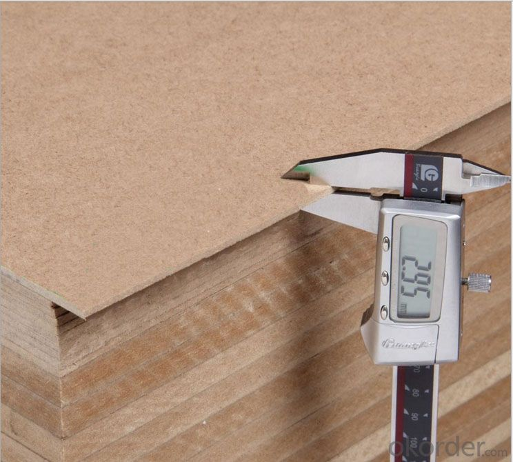 Plain Medium Density Board 18x1830x3660mm