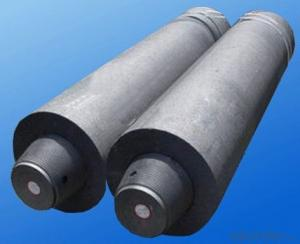 Good Quality Graphite Electrode with Nipple