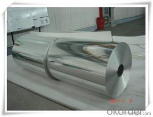 Aluminum Foil Laminated With Paper For Alcohol Pad In Roll