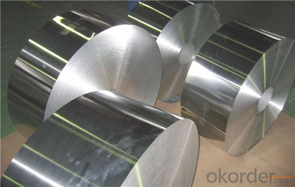 Aluminum Foil Manufacturer For Flexible Duct And Cable Shielding Hc091O