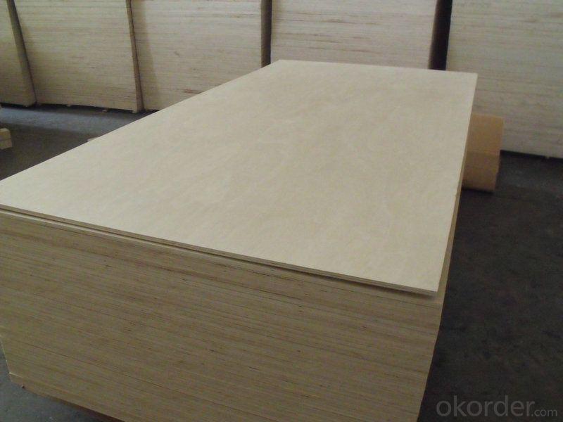 Buy Pine Plywood For Furniture Wood Veneer 18mm White