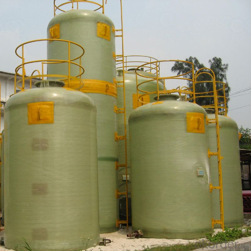 Buy Vertical FRP Tank Composed of Chemical Barrier Price,Size,Weight
