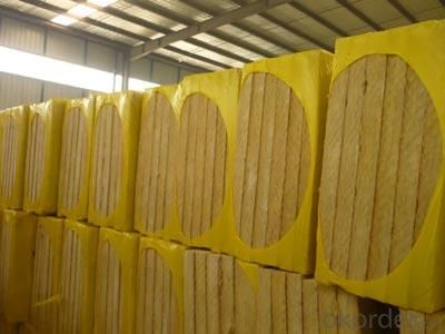 Rockwool Insulation Board/Single-Sided Reinforced Aluminum Foil Tapes Rockwool