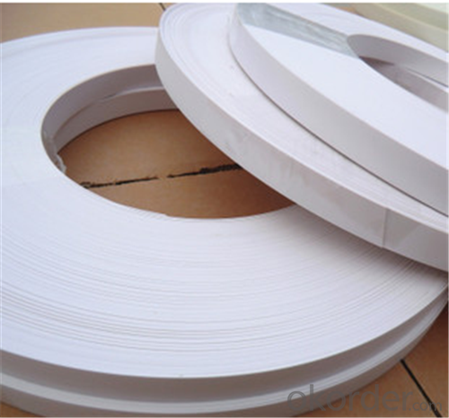 Buy White High Clear Pvc Edge Banding for Plywood or MDF Price,Size