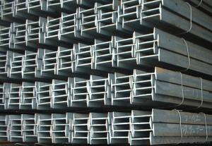Hot Rolled H-Beams Steel of Q235B IPEAA80 for Construction Steel