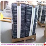 Planta de acero de aislamiento del calor reforzada por medio del uso del aislamiento del calor y termal en la capa de aislamiento