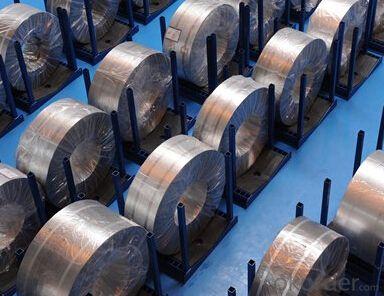 Zinc Coating Steel Building Roof Walls  Steel Coil ASTM 615-009