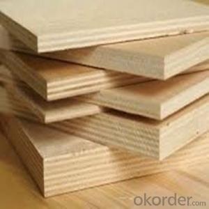 Melamine Laminate MDF Factory Low Price