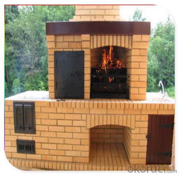 High Alumina Fire Clay Corundum Refractory Bricks for Various Industrial Furnaces