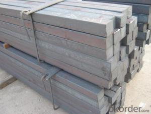 Steel Square Bar 5mm-100mm Q195 or Q235 top quality