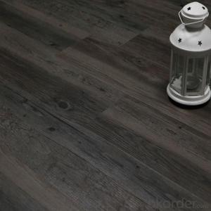 Hot selling plank  floor with low price in cnbm