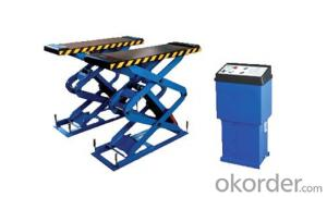 Auto Lift/Scissor Lift With Ce/Siccor Lift 3T