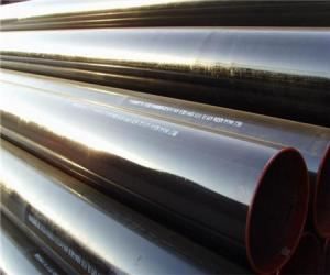 Seamless Steel Pipe Line Pipe ASTM A106, ASTM A53, China Manufacturer