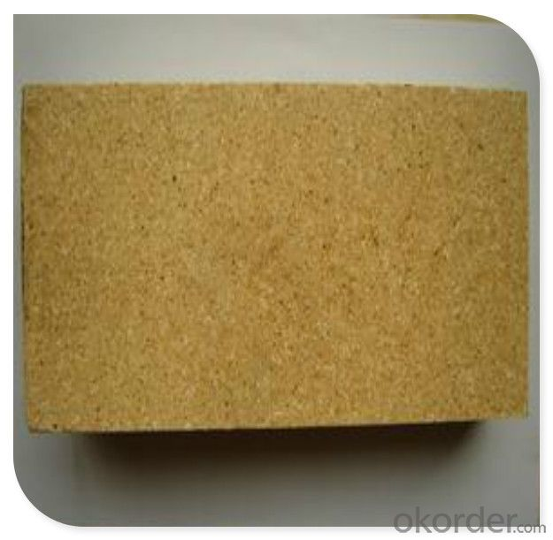 Oven Use Refractory Brick SK34 Standard Size of Brick Types of Fire Bricks