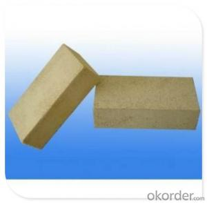 High Aluminum Clay Refractory Bricks for Electric Heating Wires Furnace