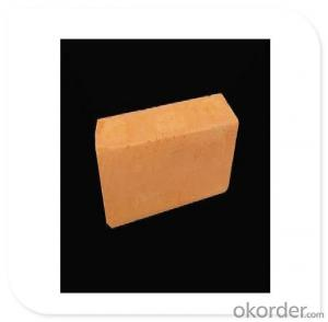 Low Thermal Conductivity Refractory Clay Brick for Sale