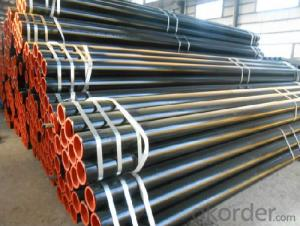 Seamless Steel Pipe for Petroleum Cracking Multipurpose Hot