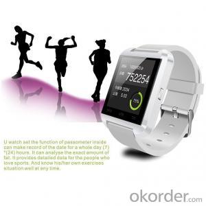 Smart Watch China Supplier Cheap  Waterproof u10 Anti-lost Bluetooth Smart Watch