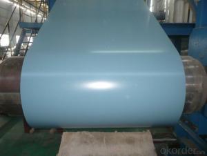 Galvanized Steel in GI Coil