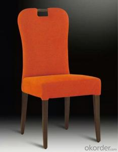 Wooden / Leather Dining Chair for restaurant and home