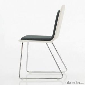 chair with ottoman stool reclining mesh ergonomic of office