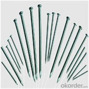 Polished Common Nail Galvanized Common Nail Factroy