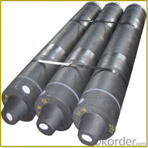 Graphite Electrode with Nipple with Good Quality