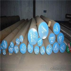 Forged Steel Round Bar SAE8620 /C45 /42CrMo4