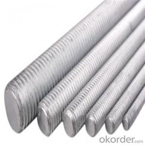 DIN975 Thread Rod Grade 4.8 1m,2m,3m Low Carbon Steel